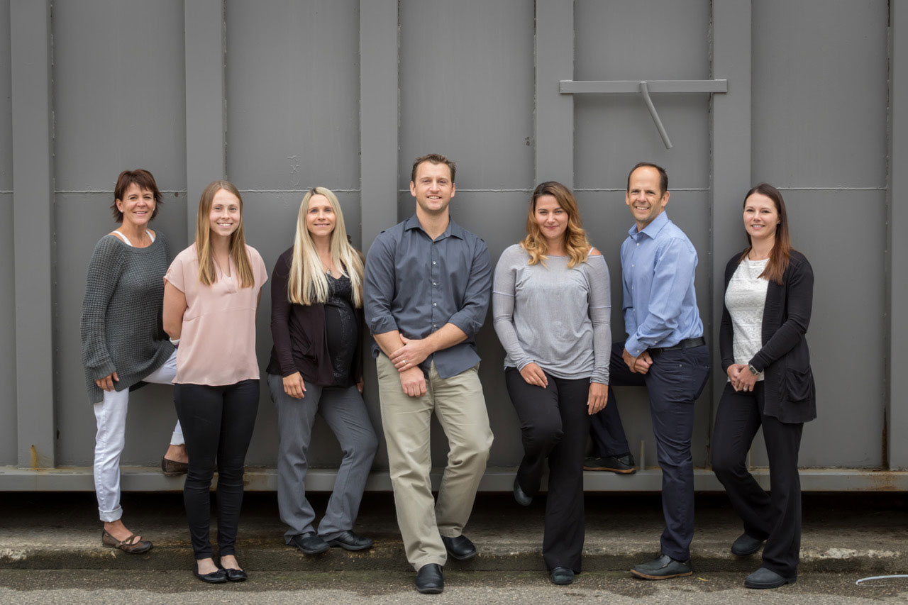 Team at North 49 Physical Therapy